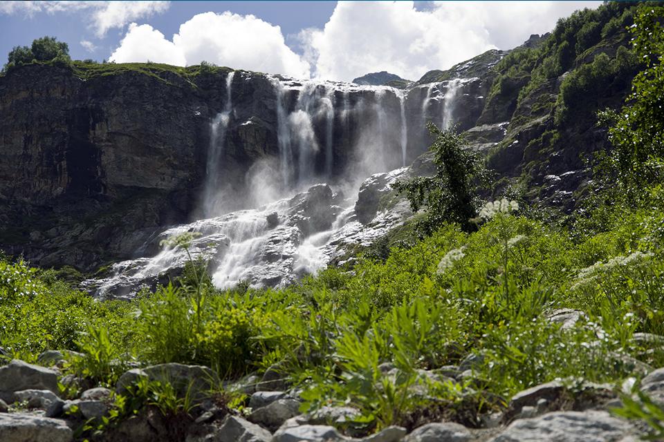 Софийские водопады из Пятигорска, Мин-Вод, Кисловодска