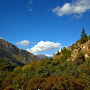 Карачаевское Джилы-Су , Битюк-Тебе , Западное Джилы-Су